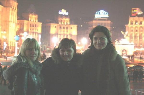 Новогодний сюрприз от Плюшечки, 01.01.2009 р.