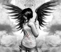 Девушка-ангел.....