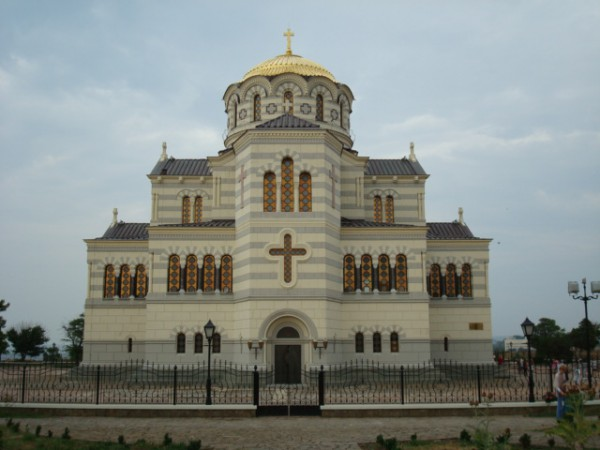 Церковь в Херсонесе