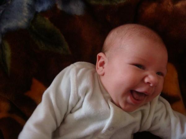Мой сын.  Ингвару Михайловичу уже 2 месяца и 3 дня. В свидетельстве о рождении он Игорь.