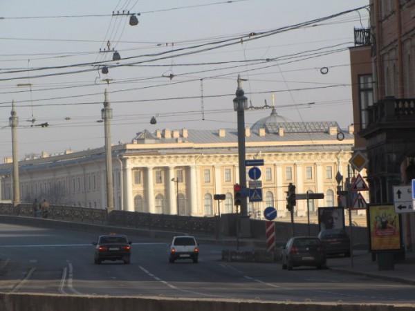 Благовещенский мостwww.galernaya.ru