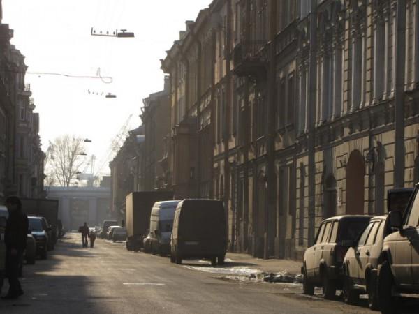 улица Галерная