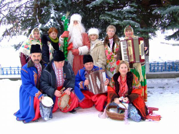Щедрувальна група БК ЛСК м.Червонозаводське