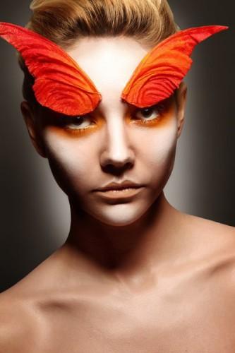 ButterflyИдея, стиль и мейк-ап - яЗа прекрасное фото спастибо Анатолию Репину