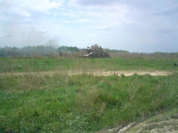 Знаменитый Т-34