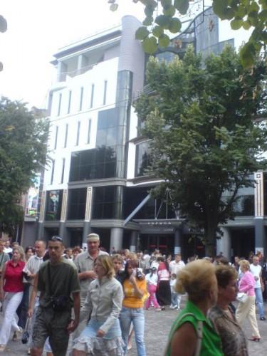 торговый центр на дерибасовской