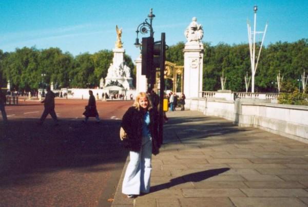 Victoriya in London