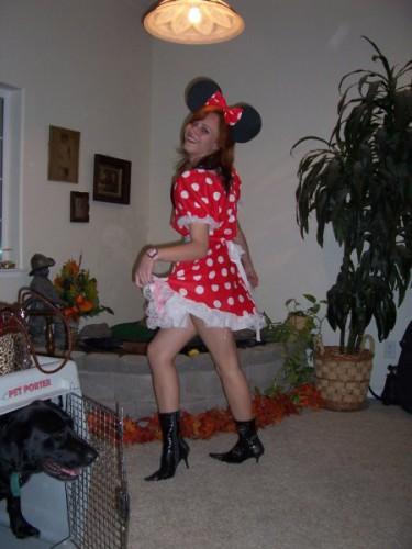 Mini Maus.Halloween