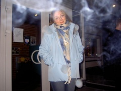 Ёжик в тумане)))