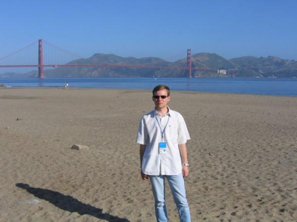 ОН - Golden Gate.
