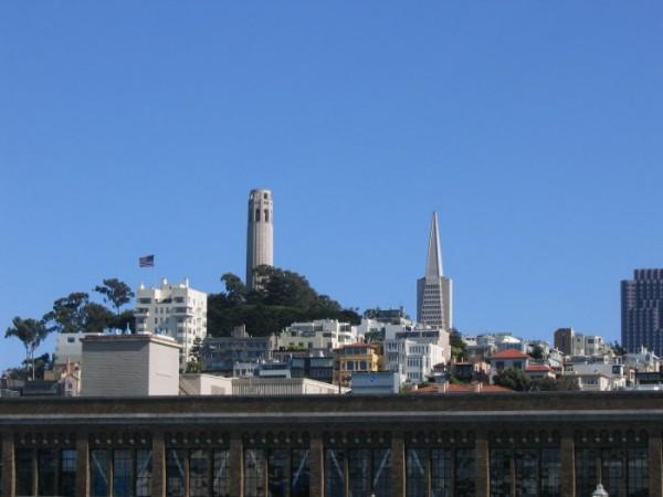 Сан-Франциско...