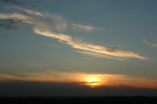 только лишь небо... (с)