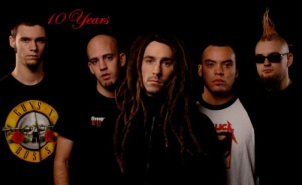 10 Years - Дискография (2001-2012) MP3