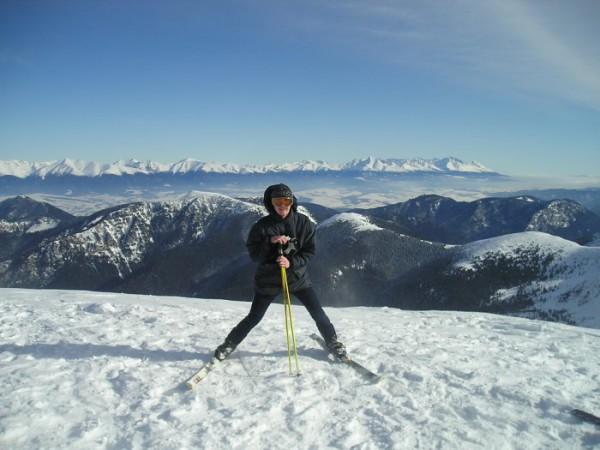 Лучше гор могут быть только горы... (Словакия2006)