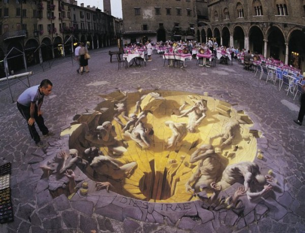 street painters