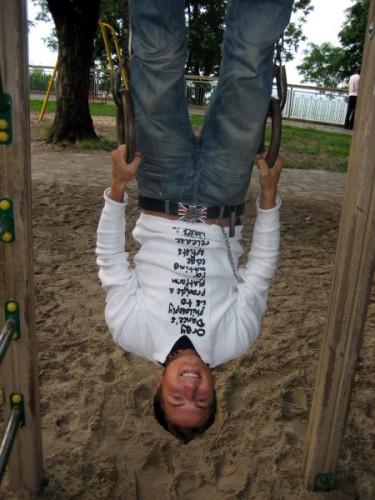 """11/08/2006, Мариинский парк. Идея: Serzhik, Автор: ****** Композиция под названием: """"Висю..."""""""