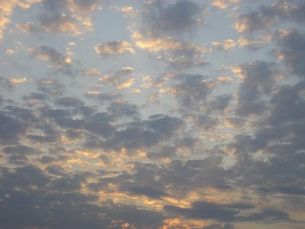 уральское небо...