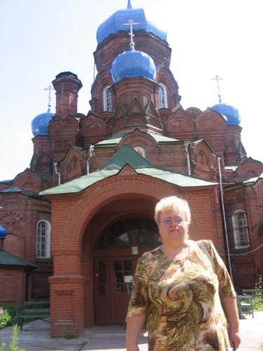 Старый Дулёвский храм