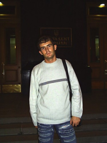 почти президент :), Киев, 21 сентября 2006г.