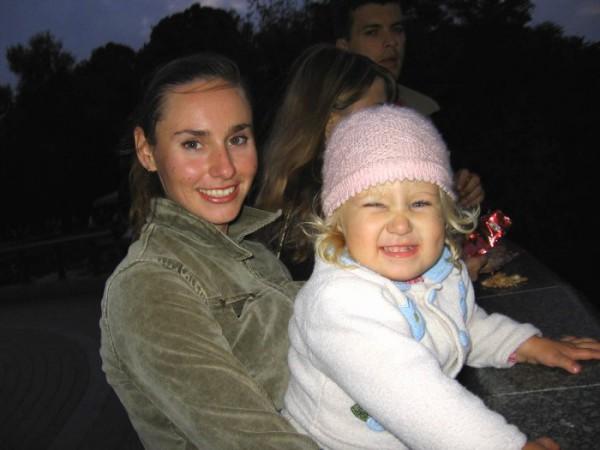 С доцей в Киеве