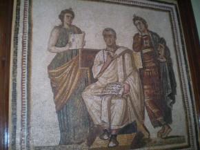Овидий с Музами