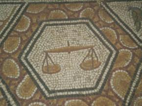 Самая большая в мире коллекция Римской мозаики.Это потрясающе