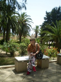 Карфаген(за пальмочками)