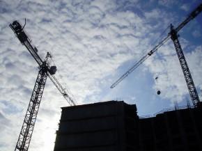 строительство во время кризиса