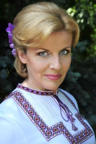 Христина СТЕБЕЛЬСЬКА, тележурналістка, коментатор прямих трансляцій на Першому Національному