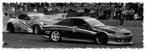 Nissan SILVIA & Nissan 350Z