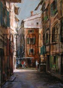Италия. Флоренция 50х70