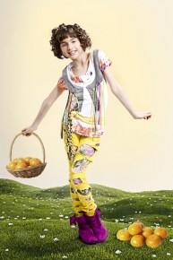 модель: Рита Сабанадзе, 9 лет  babyphotostar.com.ua
