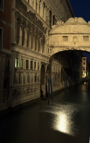 Венеция. Ночная Венеция