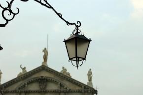 Венеция. Фонарь