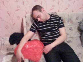 А Паша дуже любить спати.