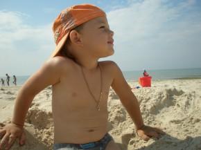 Лето, море, пляж, беззаботные времена... Разве это не счастье?!