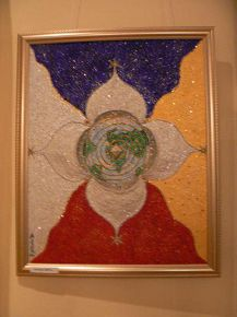 КУПОЛА СВЕТА - Древняя защита Светом Земли... Центр - Гиза + Спираль Золотого Сечения, на которой находятся все Места Силы Земли...
