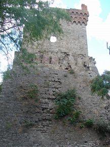 Памятник архитектуры: Башня Константина, ХIV век.