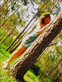 Ліс- це найкраще місце, де можеш повністю відчути себе вільною людиною, де на тебе не давить весь світ... ти просто відчуваєш єдність з природою!