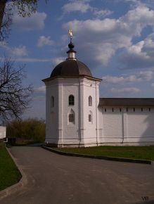 Башня с ангелом