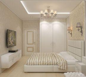 Дизайн спальни с фото 121 серии