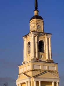 Колокольня Успенского собора в Севске