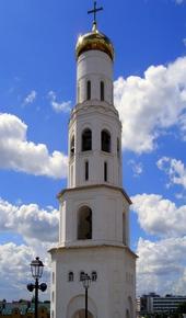 Колокольня Пересвет в Брянске