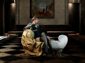 Талантливая фотофантазерка (авторские). А здесь ее милое сокровище: http://photo.bigmir.net/albums/3746008/view/11016365