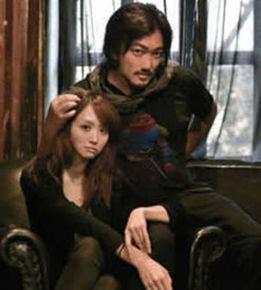 Прекрасный Мастер -- старый японский дружище с красавицей женой (извиняемся за качество фото!)