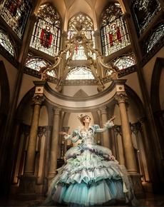 «Голубая королева»