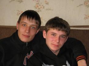 Ет я и мой дружбан ))))
