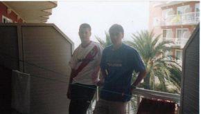 My s bratom v Ispanii-costa Daurda( eto nash nomer)