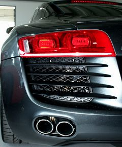 эту красотку зовут AUDI R8