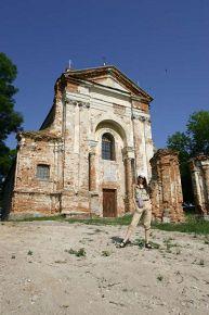 Стара Котельня Костел Св.Антония